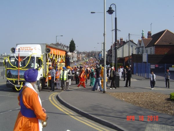 You are browsing images from the article: Vaisakhi Nagar Kirtan